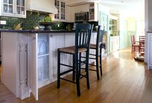 In town cottage renovation / Renovation and addition to an existing 1960s cottage