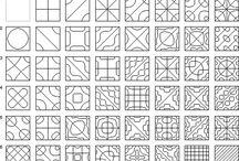 Zentangle String Ideas / by Teena Wallis