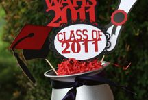 Graduation party / by Melissa Kline Kaldor
