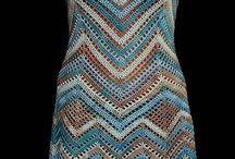 Вязание: одежда крючком