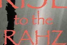 My Wattpad Novel: Rise to the Rahz