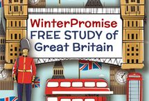 Great Britain & George Muller Unit Study