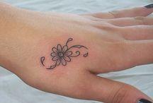 Hand/Arm tattoo