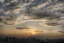Günbatımı Fotoğraflarım