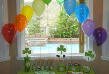 Birthday ideas / by Kathy Schliesmayer