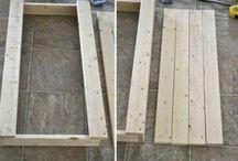 kitchen wooden stuff