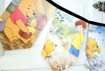 Jake's First! / Pooh themed bday