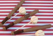 Kid's Party: Sports / Party planning inspiration for various sports themed parties including, décor, favors, games and food ideas.
