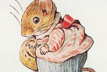 Beatrix Potter / Drawing / by Costanza Carbone