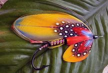 Fishing lures / Home made fishing lures