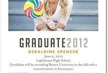 Graduation & College / by Aubrey Sydow