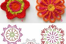 CROCHET Spring projects