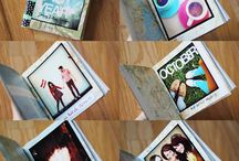 Scrapbooking: Mini Books and Projects  / like I'm ever going to do one....