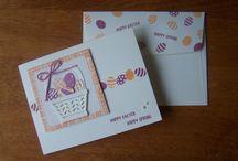 DIY Cards - Easter