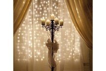 Curtain Lights / by Elegance by D