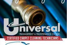 Floor Care / by Universal Management & Maintenance Co