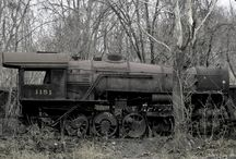 vieux train