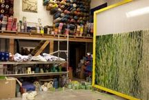Art studio ideas and examples