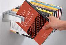 Książki / jak i gdzie je przechowywać