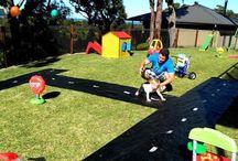 Themed Kids Party Ideas / Backyards, Cars, Teddy Bears Picnics