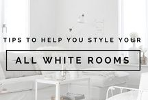 Interior Design Blogs and Tips / Learn how to decorate your home with tips from our blog.