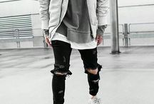 { A guys style }
