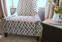 Take a seat / Need a new reading nook? A lounging chair? Check it out. #PutTogether / by Sauder Furniture