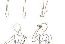 Fashion Tips / Just fashion sketches that I love