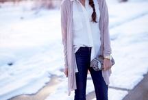 Alayne White clothing looks I love