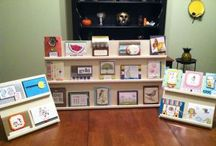 Craft Show Display Ideas / Inspirations for Arts & Craft Show display and packaging