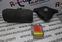 Kit Airbag Seat / Disponemos de una amplia variedad de Kit de Airbag para vehículos Seat. Visite nuestra tienda online del Desguace Recuperauto Palafolls, provincia de Barcelona: www.recuperautopalafolls.com o llame al 93 765 04 01!