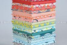 Stoffen - Fabrics