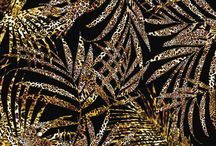 Jungle Party 2016 / Jungle Party trend on lycra for woman's beachwear and swimwear design. From the 2016 collection
