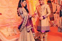 Asian Wedding ideas / Indian infused ideas