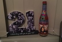 Laura's DIY Creations  / All stuff I have made for gifts or myself :)!