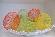 Wielkanocne dekoracje / Przez cały marzec prowadziliśmy warsztaty o tematyce Wielkanocnej. Serdecznie zapraszamy do odwiedzenia naszej pracowni oraz obejrzenia galerii.