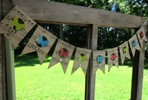 Banners, Garland and Bunting