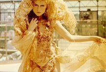 "Project ""SALT"" #4 / Dresses made of salt"