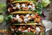 Mexican Food/Tacos ♡