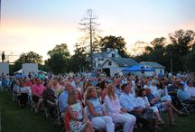 A Concert Under the Stars / The Historical Society's annual fundraiser at Updike Farmstead.
