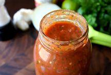 sauce + dip + dressing