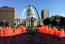 St. Louis, Missouri / by Erin Jackson