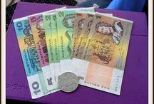 Notes & Coins