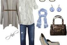 cute & casual / by Sandy Stone-Cook