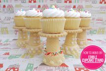 Cake stands / Edible
