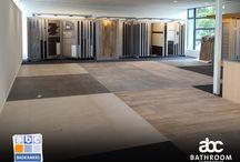 ABC Badkamers - Verbouwing showroom / Sanitair showroom aan de Stockholmstraat 2 in Deventer