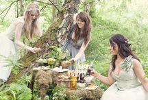 Woodland Nypmh Wedding