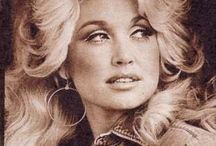 Dolly Parton - Queen of Country Music / Country Music and Celebrities  / by Hope Coates