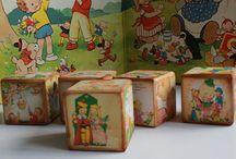 Nursery Rhymes Baby Blocks