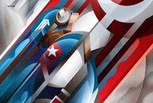 Comics, heroes & more